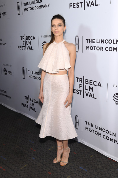 Angela Sarafyan Full Skirt