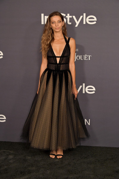 Angela Sarafyan Lace Dress