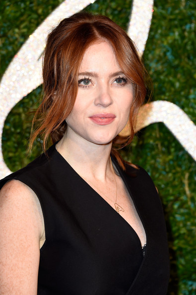 Angela Scanlon Hair