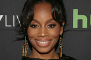 Anika Noni Rose Messy Updo