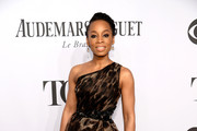 Anika Noni Rose One Shoulder Dress