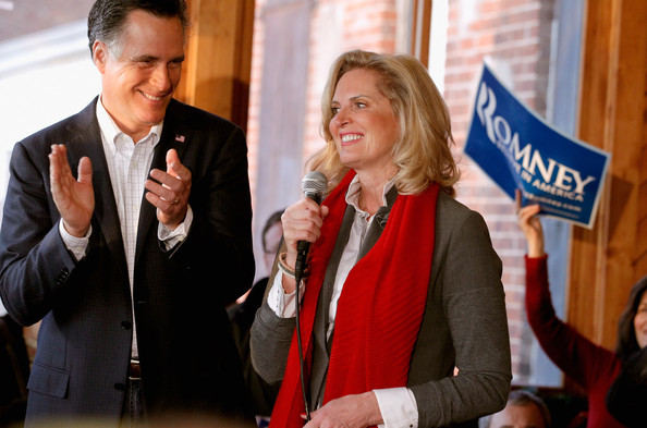 Ann Romney Accessories