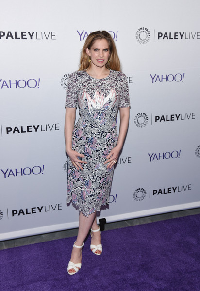 Anna Chlumsky Cocktail Dress