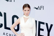 Anna Kendrick Cutout Dress