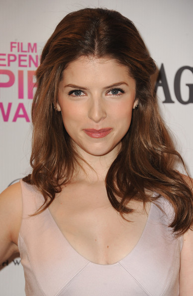 Anna Kendrick False Eyelashes