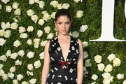 Anna Kendrick Print Dress