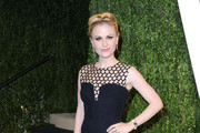 Anna Paquin Evening Dress