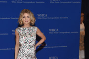 AnnaLynne McCord Print Dress