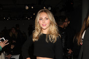 AnnaSophia Robb Crop Top