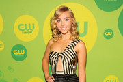 Annasophia Robb One Shoulder Dress