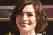 Anne Hathaway Gold Collar Necklace