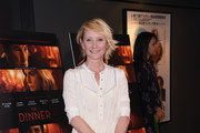 Anne Heche Knee High Boots