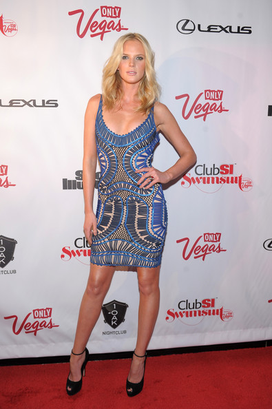 Club SI Swimsuit Hosted By 1 OAK Nightclub At The Mirage, Las Vegas