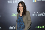 Annie Parisse Zip-up Jacket