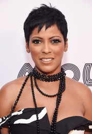 Tamron Hall looked darling wearing this pixie at the Apollo Spring Gala 2017.