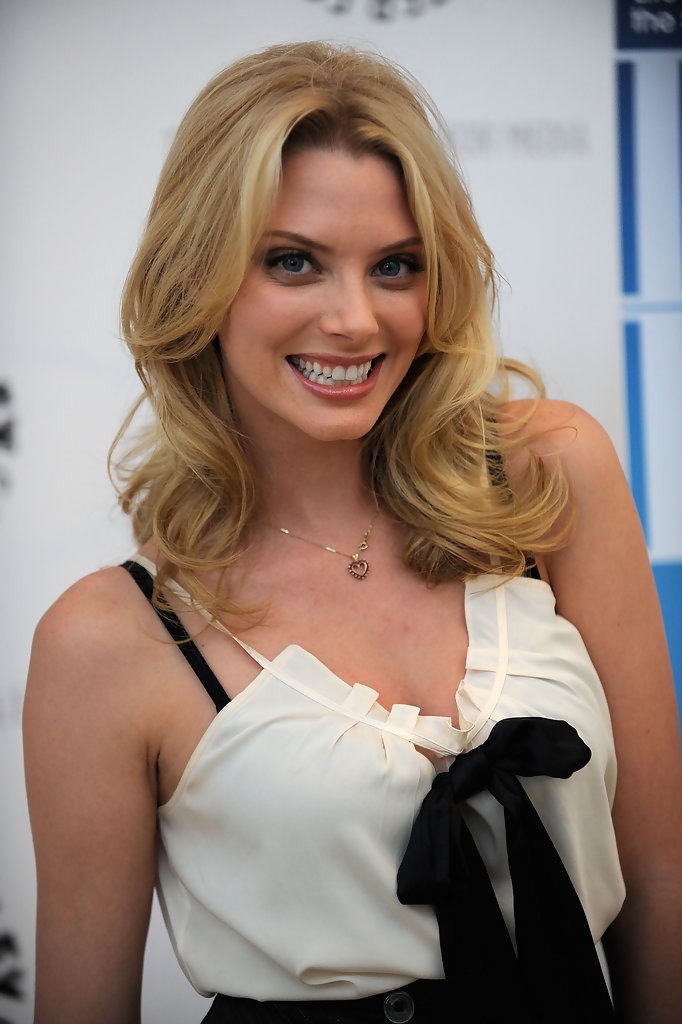 April Bowlby and