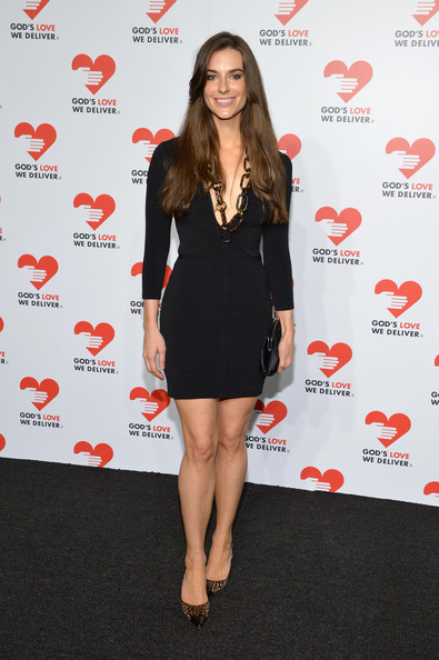 Ariana Rockefeller Little Black Dress