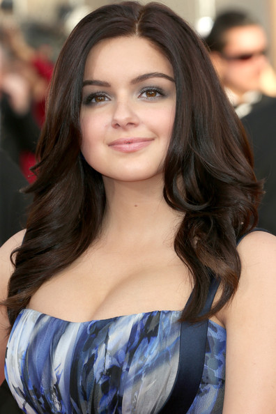 Ariel Winter Hair