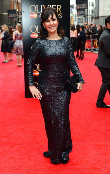 Arlene Phillips Beaded Dress