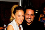 Narciso Rodriguez and Sarah Jessica Parker Photo