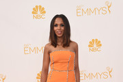 Actress Kerry Washington attends the 66th Annual Primetime Emmy Awards held at Nokia Theatre L.A. Live on August 25, 2014 in Los Angeles, California.