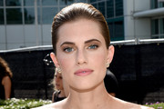 Actress Allison Williams attends the 66th Annual Primetime Emmy Awards held at Nokia Theatre L.A. Live on August 25, 2014 in Los Angeles, California.
