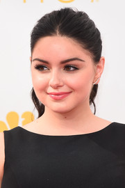 Ariel Winter kept it youthful with this ponytail at the Emmys.