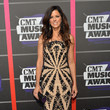 Karen Fairchild in Pavoni at the CMT Music Awards