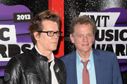 Kevin Bacon and Michael Bacon Photo