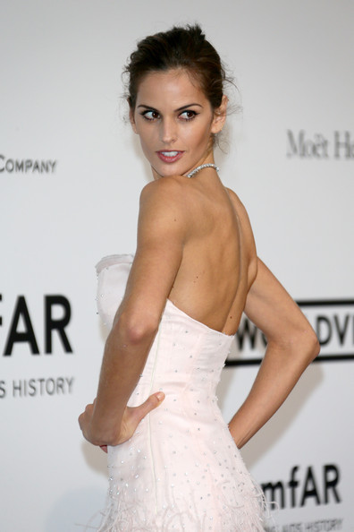 More Pics of Izabel Goulart Strapless Dress (1 of 10) - Izabel Goulart Lookbook - StyleBistro