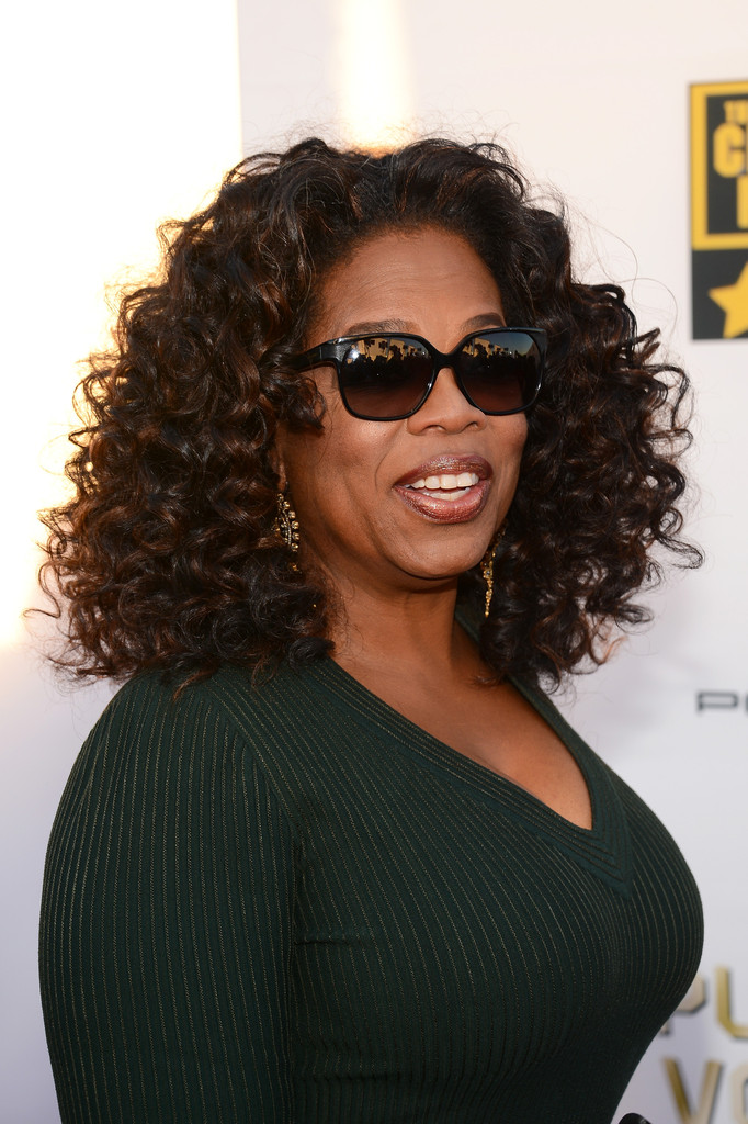 critical analysis of oprah winfrey