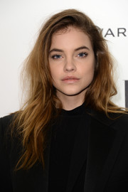 Barbara Palvin made mussed-up waves look oh-so-sexy at the Elle Style Awards.