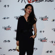 Yan Lu at the Lancome Show by Alber Elbaz Party