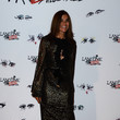 Carine Roitfeld at the Lancome Show by Alber Elbaz Party