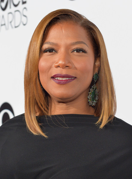 More Pics Of Queen Latifah Mid Length Bob 16 Of 21 Shoulder