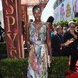 Lisa Leslie in DeanZign Couture