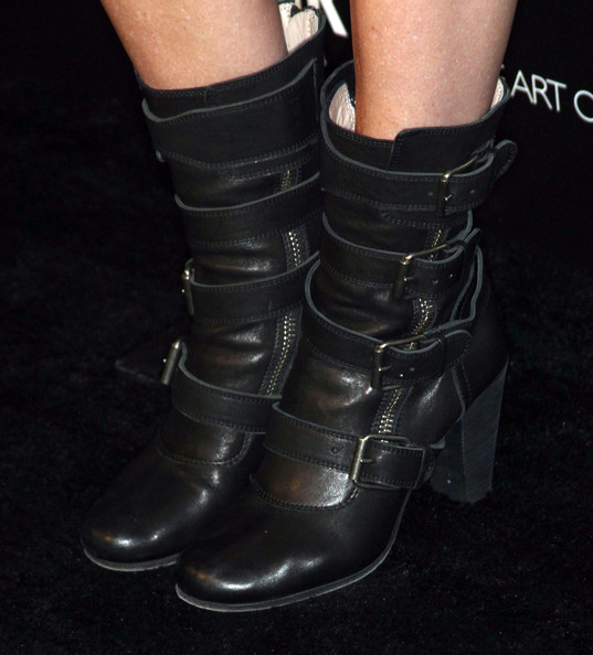 More Pics of Bree Turner Motorcycle Boots (3 of 3) - Bree Turner Lookbook - StyleBistro