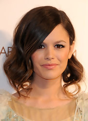Rachel Bilson wore a shimmering pale pink lipstick at the Art of Elysium's 5th Annual Heaven Gala.