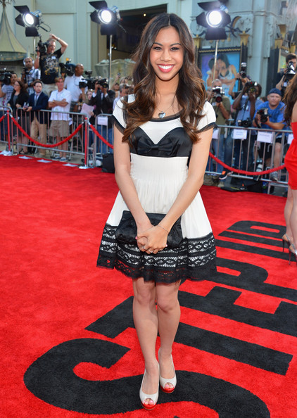 Ashley Argota Clothes
