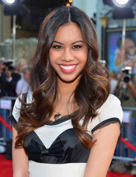 Ashley Argota Hair