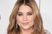 Ashley Benson Long Wavy Cut