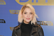Ashley Benson Turtleneck