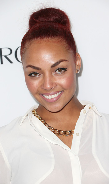 Ashley Everett Classic Bun