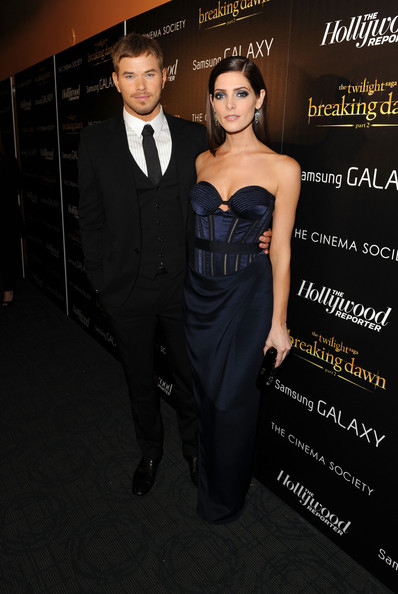 "The Cinema Society With The Hollywood Reporter & Samsung Galaxy Host A Screening Of ""The Twilight Saga: Breaking Dawn Part 2"""