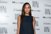 Ashley Madekwe Loose Blouse
