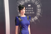 Ashley Rickards Evening Dress