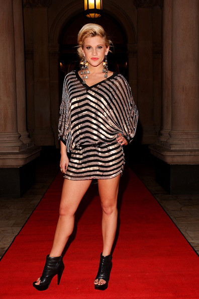 Ashley Roberts Cocktail Dress