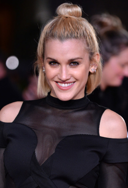 Ashley Roberts Half Up Half Down