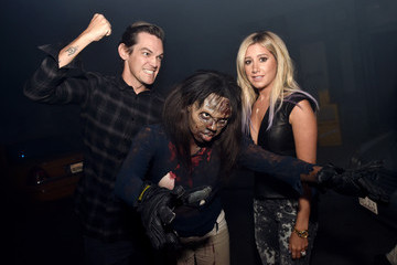 Ashley Tisdale Christopher French 'The Walking Dead' Premiere Afterparty