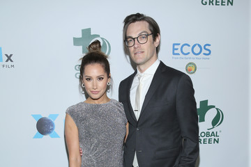 Ashley Tisdale Christopher French 15th Annual Global Green Pre-Oscar Gala - Arrivals